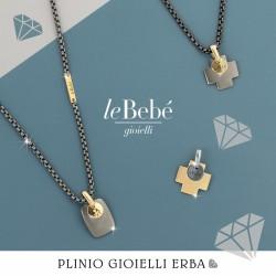 Gioielli personalizzabili per il papà di leBebè sono disponibili nella nostra gioielleria a Erba!