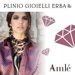 Plinio gioielli collezione Amlé autunno 2017