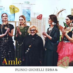 Collezione Palermo di Amlè gioielli. La sfilata di Capua