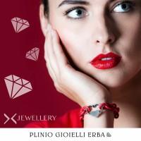 Bracciale LOVE IS... di X jewellery in promozione nel nostro negozio Plinio Gioielli a Erba