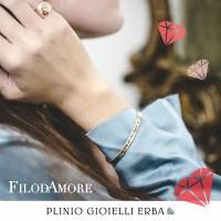 Bracciali Rubinia Gioielli per ogni occasione disponibili nella nostra gioielleria Plinio Gioielli a Erba